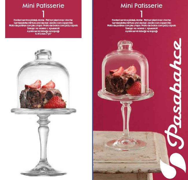 Pasabahce Mini Patisserie